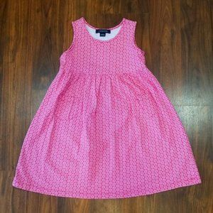 Girls' Land's End Sleeveless Dress, size 4T, EUC